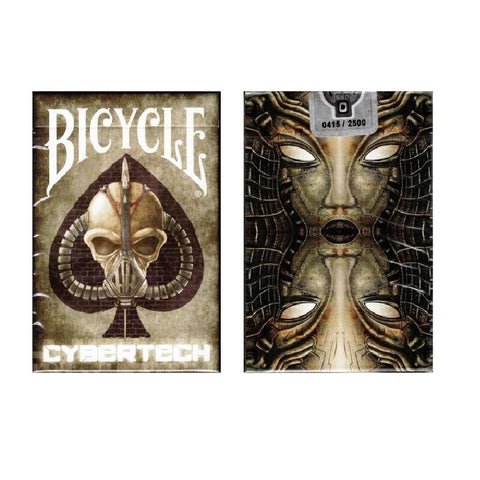 cartes bicycle cybertech