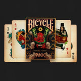 cartes bicycle magic