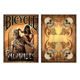 cartes bicycle mummies