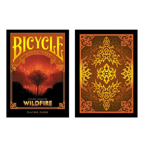 cartes bicycle wildfire
