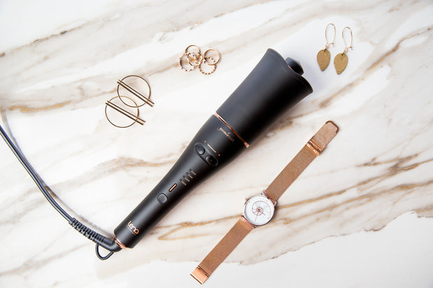 Geniecurl Auto Hair Curling Wand