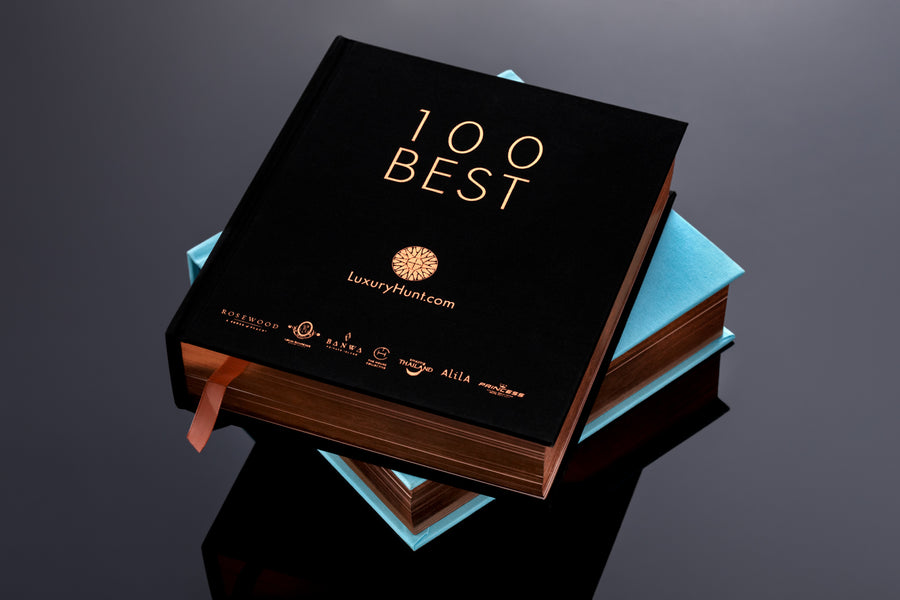 100 BEST 2019-2020 by LuxuryHunt.com Launched: A new Serindia Contemporary title