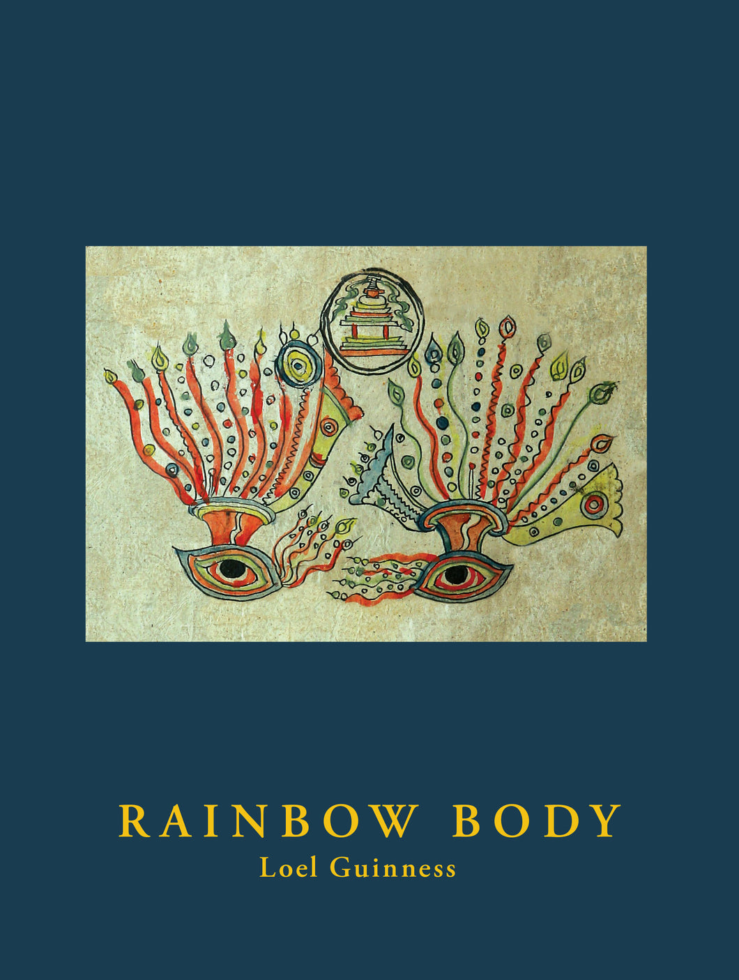 RAINBOW BODY by Loel Guinness (2021 Edition)