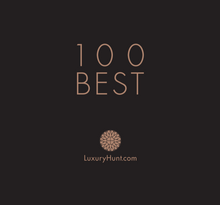 Load image into Gallery viewer, 100 BEST 2019-2020 by LuxuryHunt.com