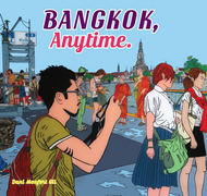 BANGKOK, ANYTIME. by Dani Monfort Gil