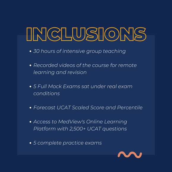GAMSAT Comprehensive Package