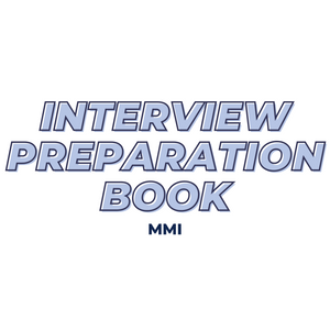 Multiple Mini Interview (MMI) Preparation Textbook: 2021 Edition