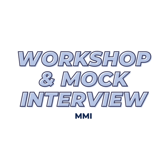 MMI Workshop & Mock Interview 2021