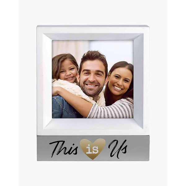 "Malden : ""This is Us"" Four Square Frame"