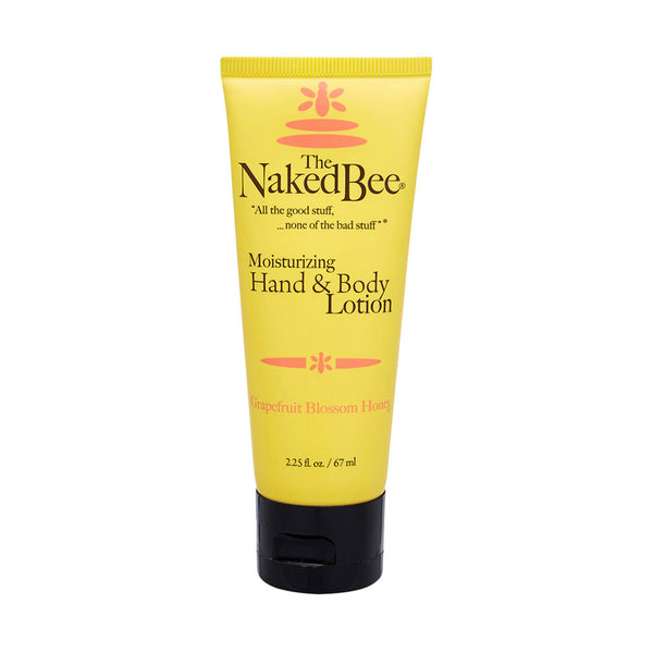 The Naked Bee : Hand & Body Lotion in Grapefruit Blossom Honey (3 Asstd Sizes)