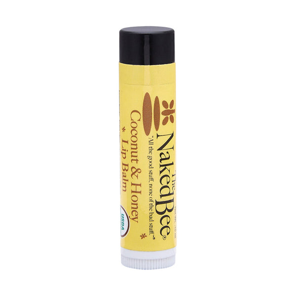 The Naked Bee : Lip Balm in Coconut & Honey
