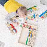 Melissa & Doug : See & Spell Learning Toy