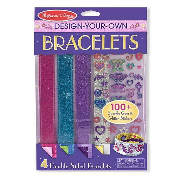 Melissa & Doug : Design-Your-Own Bracelets