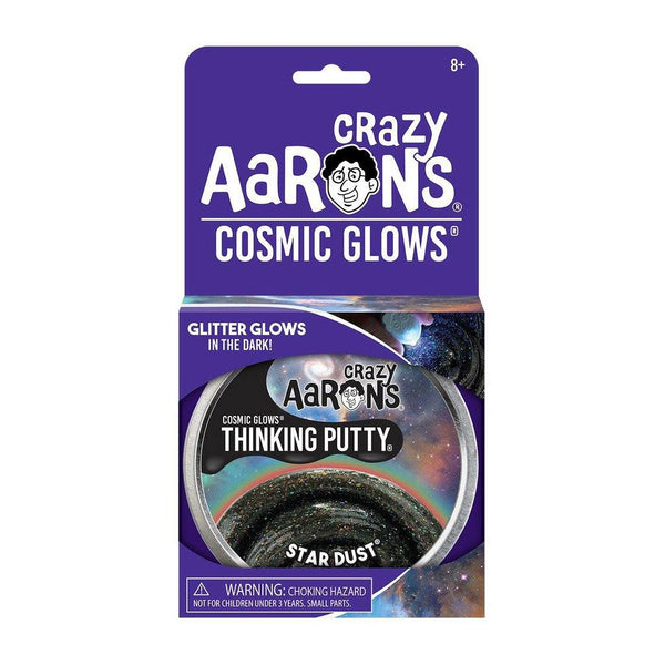 Crazy Aaron's : Star Dust Cosmic Thinking Putty