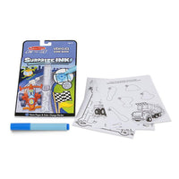 Melissa & Doug : Surprize Ink! Vehicles - On the Go Travel Activity Book
