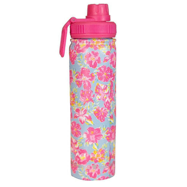 Simply Southern : 22oz Water Bottle in Tropic