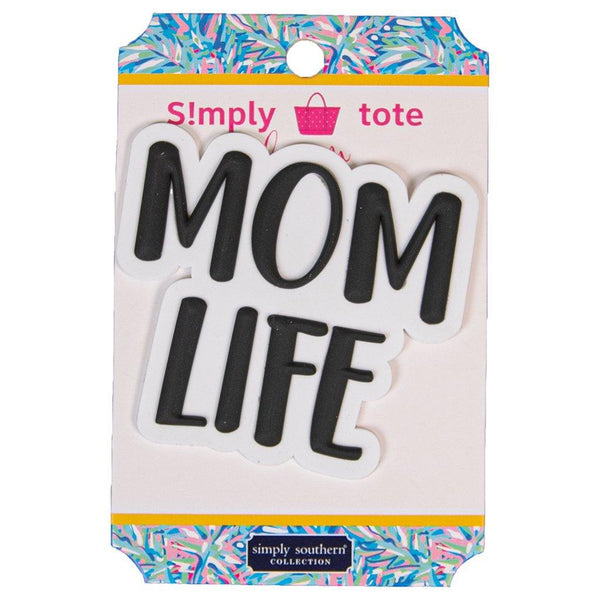 Simply Southern : Bag Charm - Mom Life - Annie's Hallmark & Gretchen's Hallmark, Sister Stores