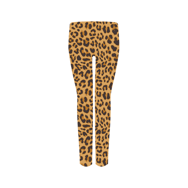 Simply Southern : Leopard Leggings (2 Asstd Sizes)