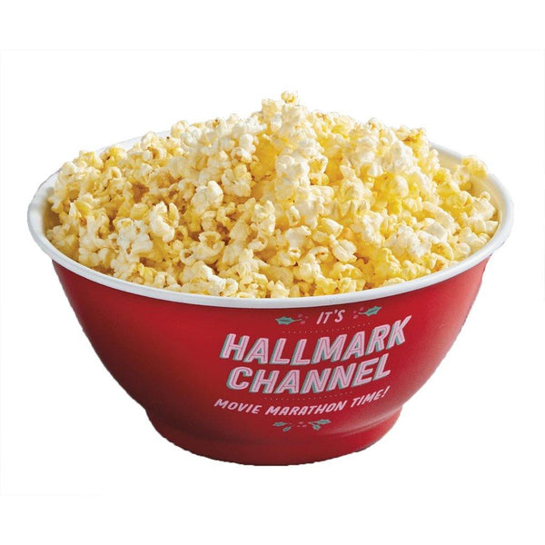 Hallmark : Hallmark Channel Movie Marathon Popcorn Bowl