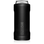 Brumate : Hopsulator Slim | Matte Black (12oz Slim Cans)