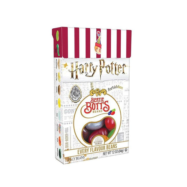 Jelly Belly : Harry Potter™ Bertie Bott's Every Flavour Beans – 1.2 oz Box
