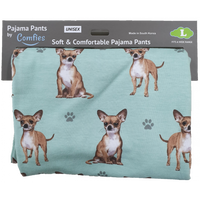 Pet Lover Unisex Pajama Bottoms - Chihuahua