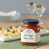 Stonewall Kitchen : Hot Pepper Peach Jam
