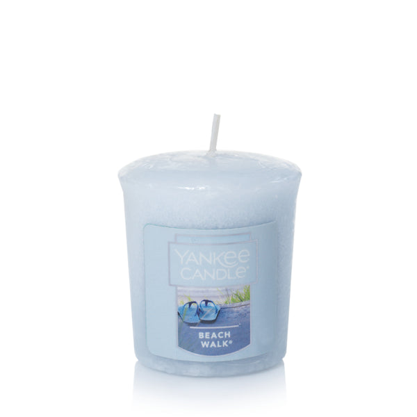 Beach Walk Samplers Votive Candle - Annie's Hallmark Baldoria