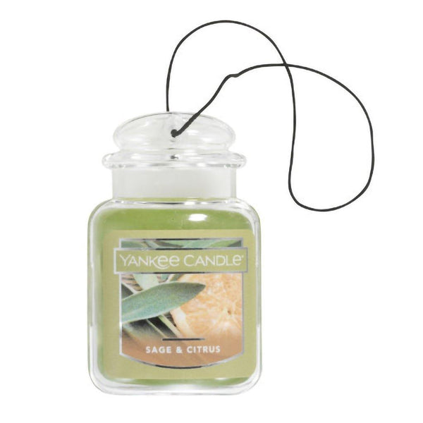 Yankee Candle : Yankee Candle Car Jar® Ultimate in Sage & Citrus