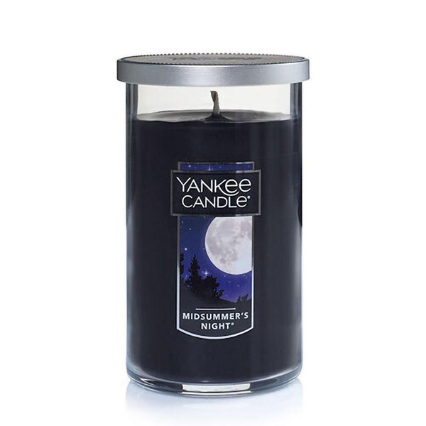 Yankee Candle : Medium Perfect Pillar in MidSummer's Night