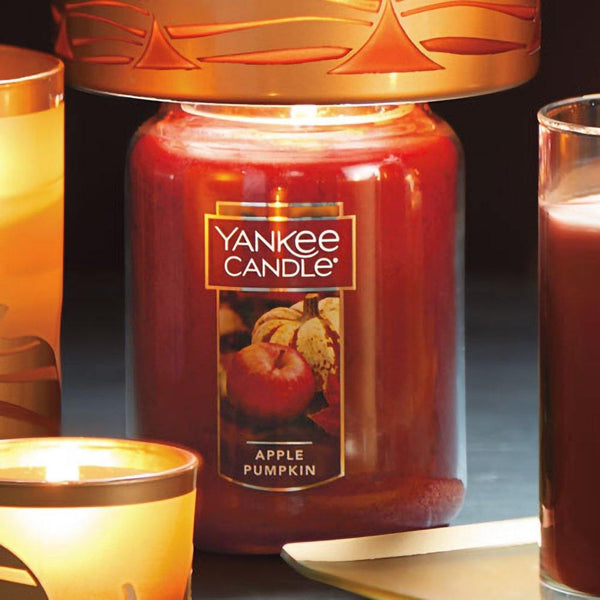 Yankee Candle : Original Large Jar Candle in Apple Pumpkin