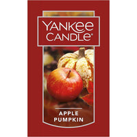 Yankee Candle : Large 2-Wick Tumbler Candle in Apple Pumpkin