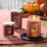 Yankee Candle : Small Tumbler Candle in Apple Pumpkin