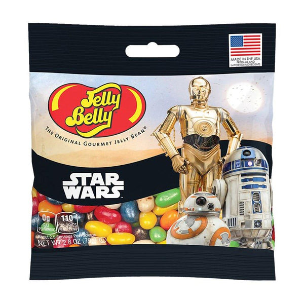 Jelly Belly : STAR WARS™ Jelly Beans 2.8 oz Grab & Go® Bag
