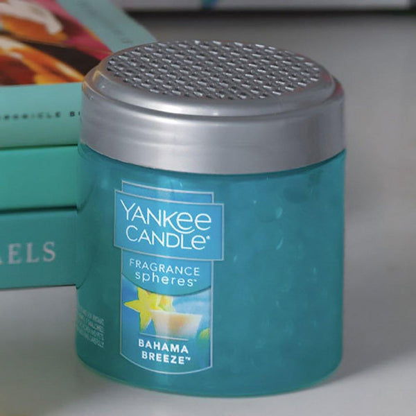 Yankee Candle : Fragrance Spheres in Bahama Breeze