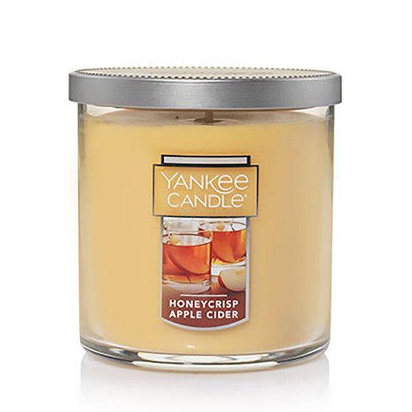 Yankee Candle :  Small Tumbler Candles in Honeycrisp Apple Cider