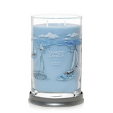 Yankee Candle : Signature Large Tumbler Candle in Life's A Breeze - Annie's Hallmark & Gretchen's Hallmark, Sister Stores