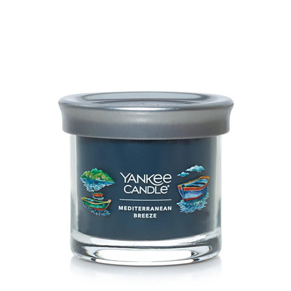Yankee Candle : Signature Small Tumbler Candle in Mediterranean Breeze - Annie's Hallmark & Gretchen's Hallmark, Sister Stores