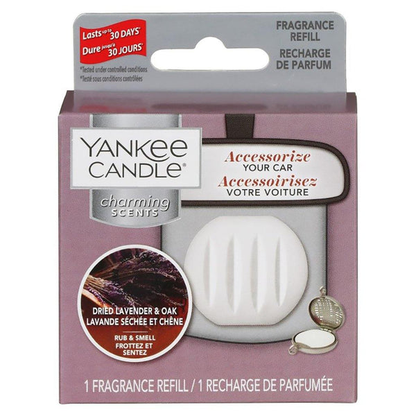 Yankee Candle : Charming Scents Fragrance Refill in Dried Lavender & Oak