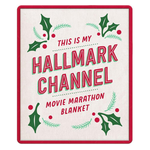 Hallmark : Hallmark Channel Movie Marathon Blanket