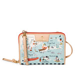 Spartina 449 : Northeastern Harbors Map Crossbody