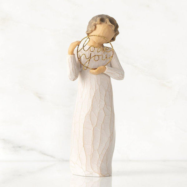 Willow Tree : Love You Figurine