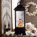 RAZ Imports : Snowman Musical Lighted Water Lantern
