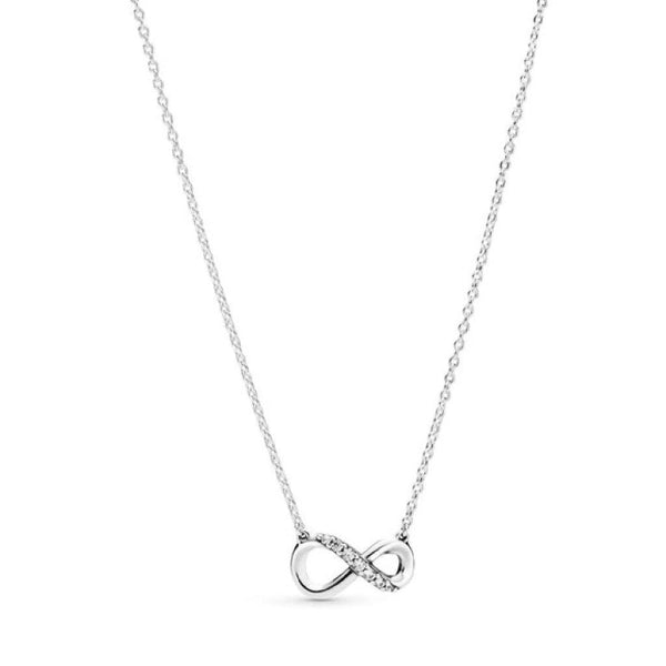 PANDORA : Sparkling Infinity Collier Necklace