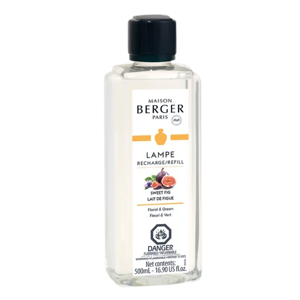 Lampe Berger : Sweet Fig Water Lamp Fragrance - 500ML - Annie's Hallmark & Gretchen's Hallmark, Sister Stores