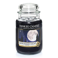 Yankee Candle : Large Classic Jar in MidSummer's Night