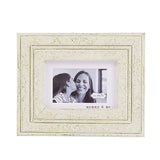 "Mud Pie : ""Mommy & Me"" Wood Photo Frame"