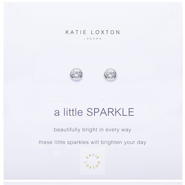 A Little Sparkle Earrings - Annie's Hallmark Baldoria
