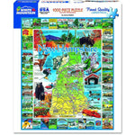 White Mountain : Best of New Hampshire - 1000 Piece Jigsaw Puzzle