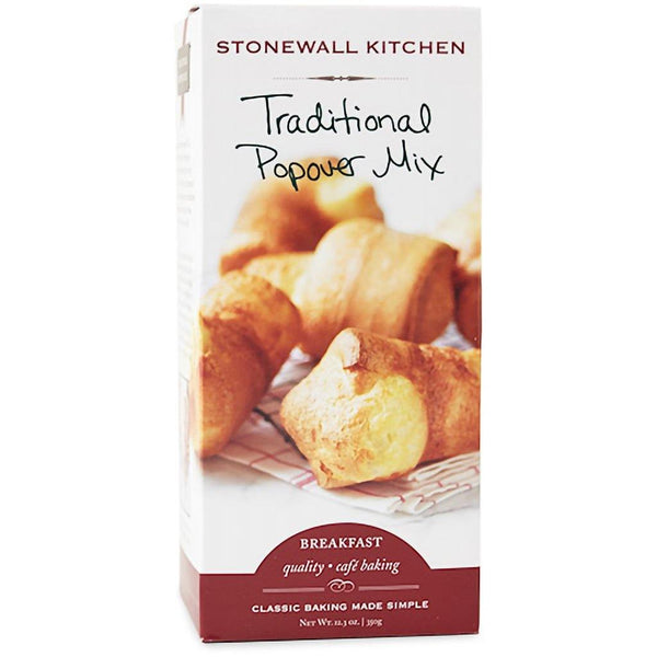 Stonewall Kitchen : Traditional Popover Mix